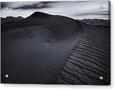 Rippled Dune Acrylic Print