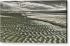 Acrylic Print featuring the photograph Ripples by Constantine Gregory