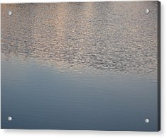 Acrylic Print featuring the photograph Ripples by Laurie Stewart
