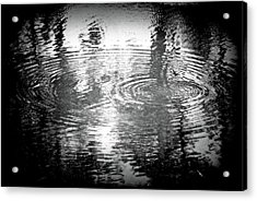 Acrylic Print featuring the photograph Ripples by Michael Dohnalek