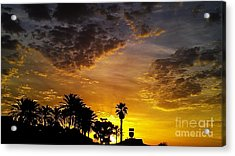 Acrylic Print featuring the photograph Rise by Chris Tarpening