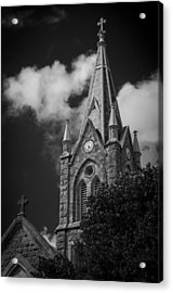 Rising Above The Clouds Acrylic Print