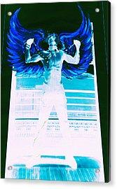 Rising Angel Acrylic Print