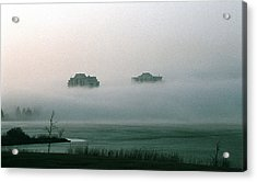 Rising From The Mist Acrylic Print