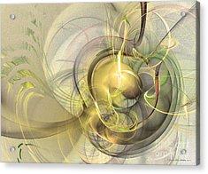 Rising Acrylic Print