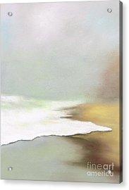Rising Tides Acrylic Print by Frances Marino