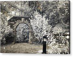 Ritter Park Arch Acrylic Print