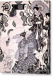 Ritual Acrylic Print