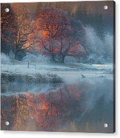 River Brathay Acrylic Print