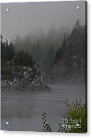 River Island Acrylic Print