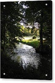 River Martin Acrylic Print