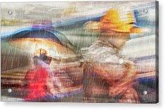 River Of Tears Acrylic Print