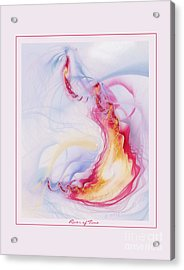 River Of Time Acrylic Print by Gayle Odsather