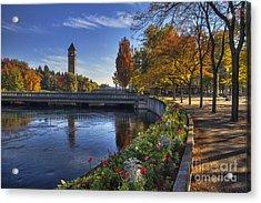 Riverfront Park - Spokane Acrylic Print