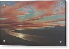 Rivermouth Acrylic Print