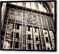 Rm Montreal Acrylic Print