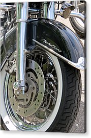 Road King Acrylic Print