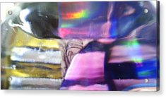 Acrylic Print featuring the photograph Road To Another Dimension by Martin Howard