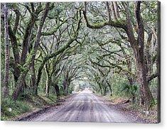 Road To Botany Bay Acrylic Print