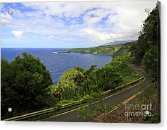 Road To Hana Acrylic Print