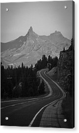 Road To Mordor Acrylic Print