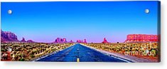 Long Road To Ruin Acrylic Print