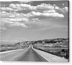 Road Trip 1 Acrylic Print