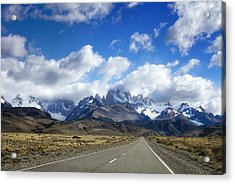 Road Trip Acrylic Print