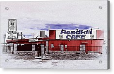 Roadkill Cafe Acrylic Print