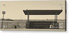 Roadside Rest Acrylic Print