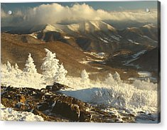 Roan Highlands Acrylic Print by Adam Paashaus