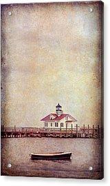 Roanoke Marsh Acrylic Print