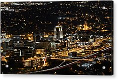 Roanoke Virginia Acrylic Print