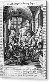 Roaring Boyes Acrylic Print by British Library