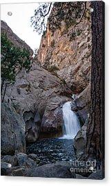 Roaring River Falls 1-7788 Acrylic Print