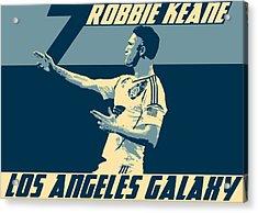 Robbie Keane Acrylic Print