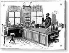 Robert Koch Acrylic Print by Universal History Archive/uig