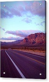 Robert Melvin - Fine Art Photography - Highway 159 Acrylic Print