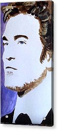 Robert Pattinson 219 Acrylic Print