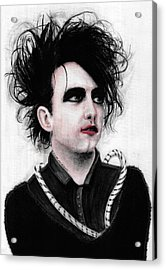 Robert Smith Vi Acrylic Print