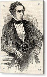 Robert Stephenson Acrylic Print
