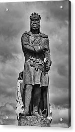 Robert The Bruce Acrylic Print