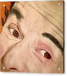 Roberto Benigni Acrylic Print
