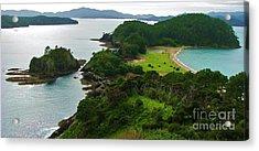 Roberton Island Acrylic Print