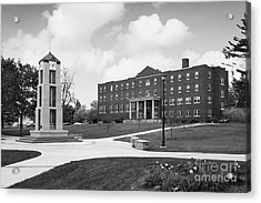 Roberts Wesleyan College Rinker Center  Acrylic Print by University Icons