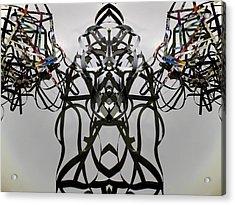 Robo Acrylic Print