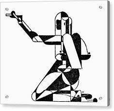 Robot, 1922 Acrylic Print