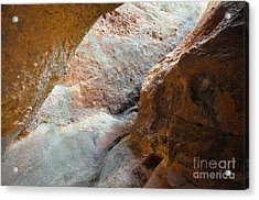 Rock Light Acrylic Print
