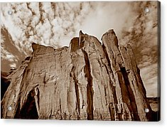 Rock Mound Acrylic Print