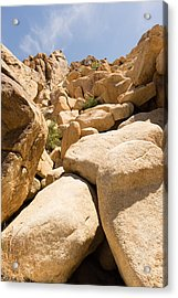Rock Pile Acrylic Print